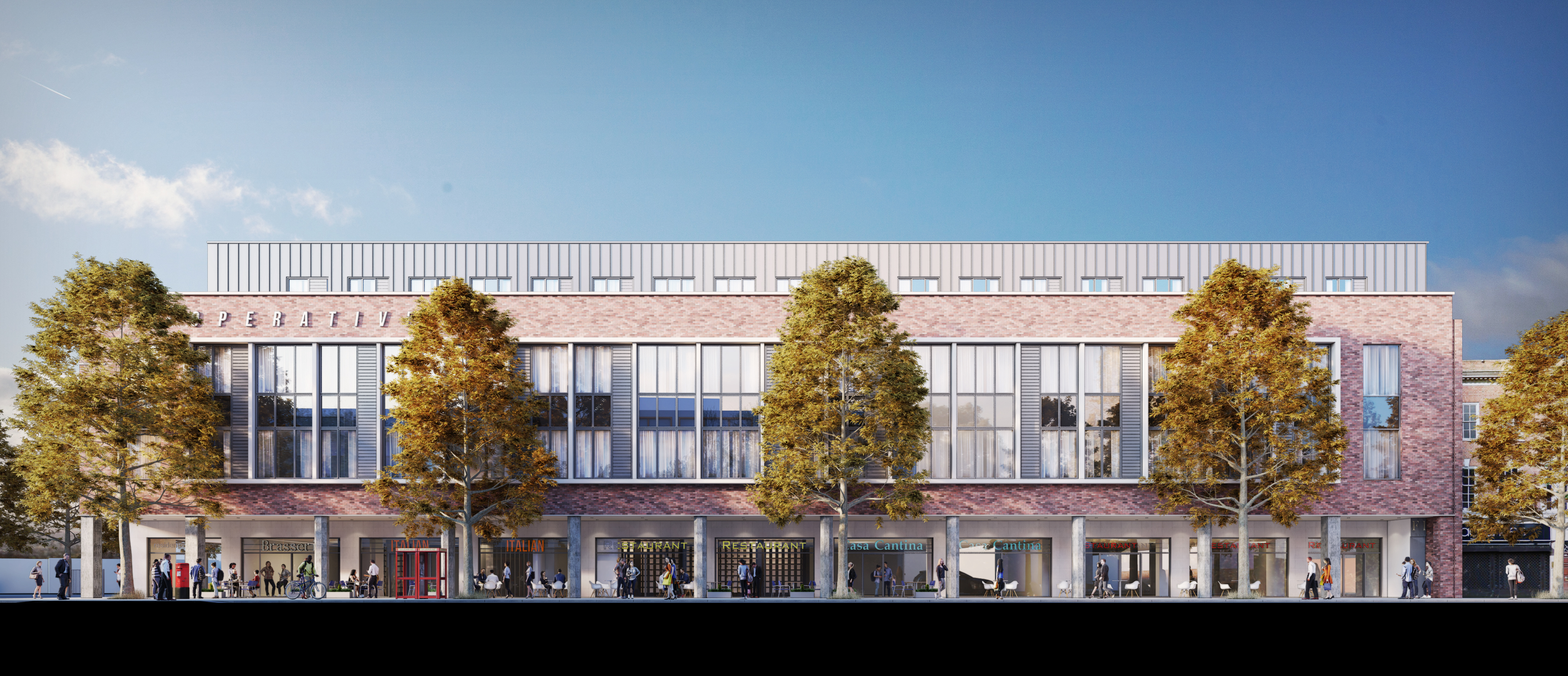 nice coventry plans #6: Plans submitted for landmark Coventry apartment scheme